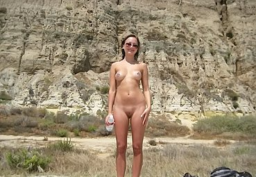 shock in town nudist boys family and sensual nude striptease